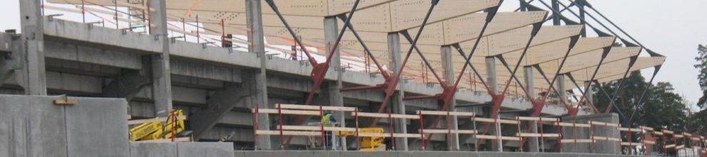 Oster futbolo stadionas, Vaxjo, Švedija (2011)